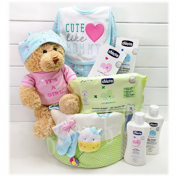 8625b80587946 Newborn Baby Gifts - Chicco   Carter s Baby Gift Box