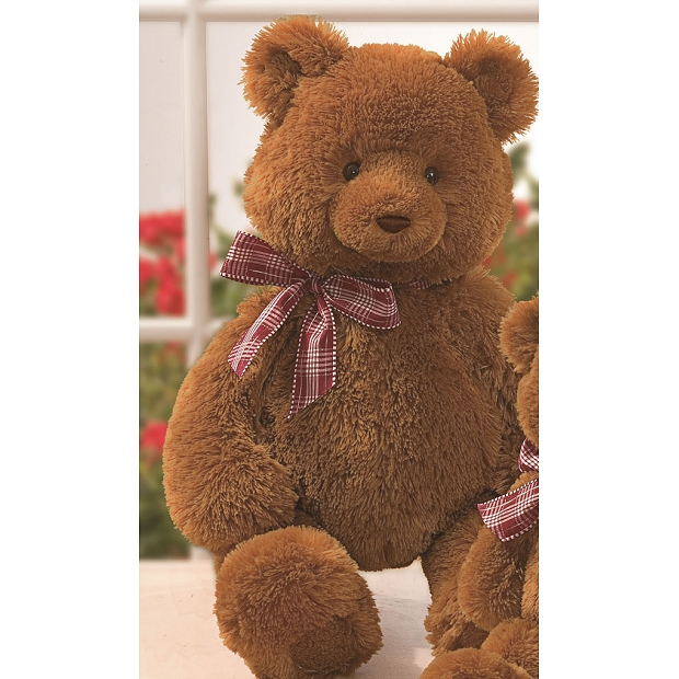 "ADD-BE15  Downing Bear Large 26"" - Flora F"