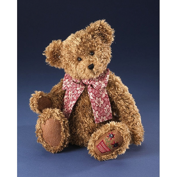 """ADD-BE89  Bobbi Sue Quiltbeary 12"""""""